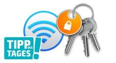 Gespeichertes WLAN-Passwort beim Mac anzeigen (Tipp)