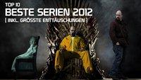 TV-Serien 2012: Die Tops und Flops des Jahres