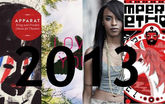 Die ersten Songs von 2013: 10 MP3s gratis zum Download