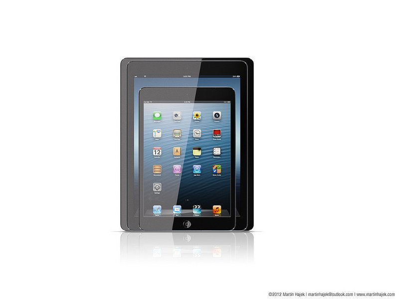 iPad 5 - Mockup: Martin uit Utrecht