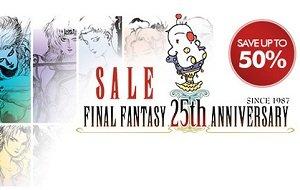 PSN: Final Fantasy Rabattaktion ab Mittwoch