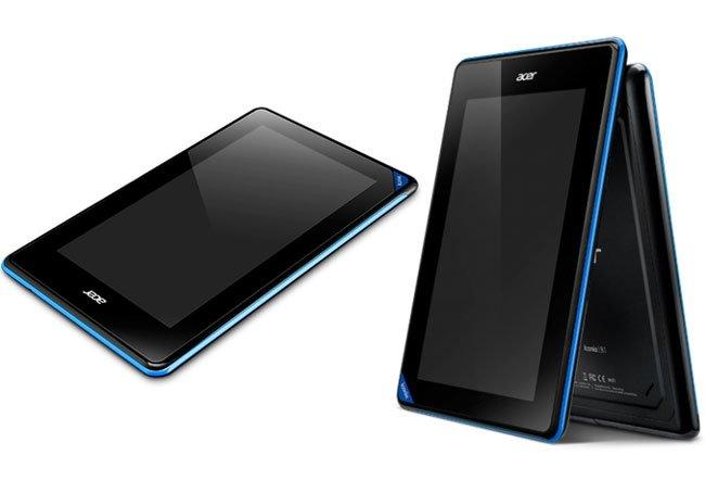 Acer Iconia B1: 7-Zoll-Dual-Core-Tablet mit Jelly Bean für 119 Euro erhältlich