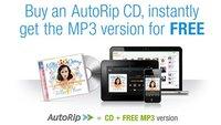 Amazon AutoRip: Zur CD gibt es MP3 kostenlos dazu – auch für frühere US-Einkäufe