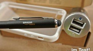 AmazonBasics-Produkte im Test: iPhone-Hülle, Tablet-Stift, Kfz-Ladegerät