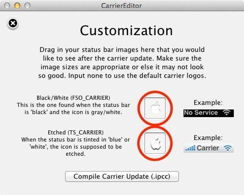 How to Change iPhone Carrier Logo for Jailbroken &