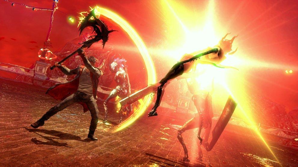 DmC - Devil May Cry: Dämonenjäger Dante im Launch Trailer