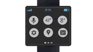 Google Time - Interessantes Uhren Konzept