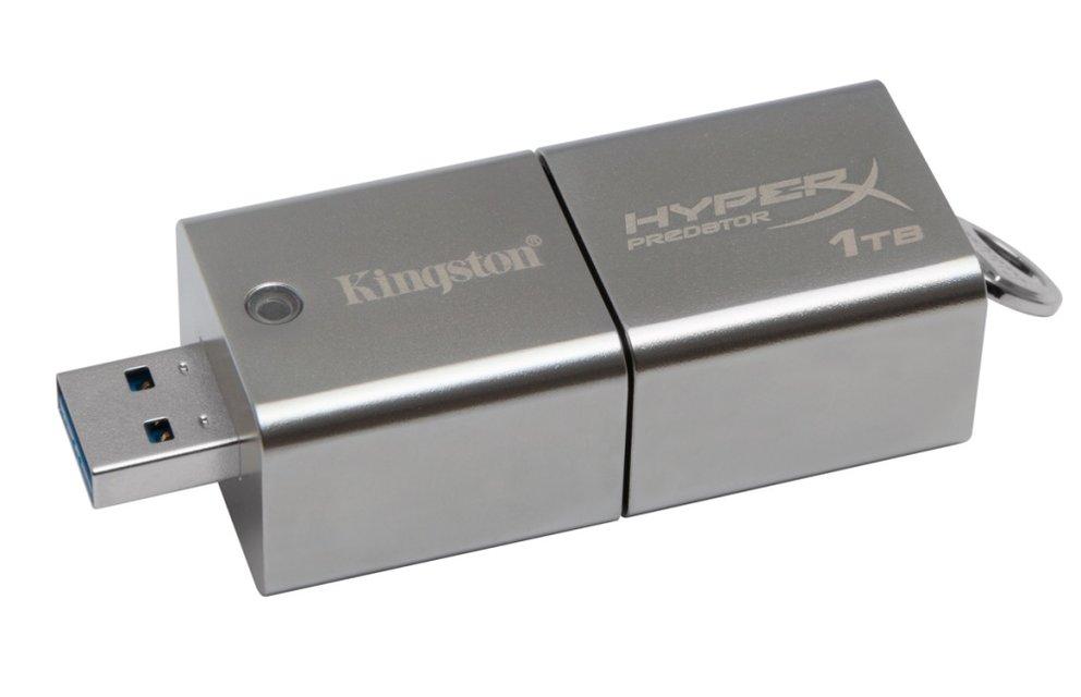 USB-Stick mit 1 Terabyte Speicherplatz von Kingston