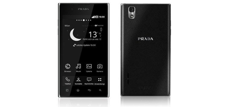 LG Prada Phone 3.0 für 249,90 Euro bei Getgoods
