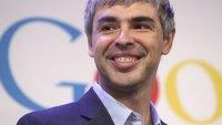 Larry Page: Robustere Smartphones und bessere Akkulaufzeiten