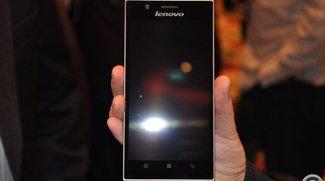 Lenovo IdeaPhone K900 - Das erste Android-Phone mit Intel Dual-Core