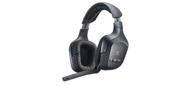 Logitech Wireless Headset F540 für 69,99 Euro bei Ebay