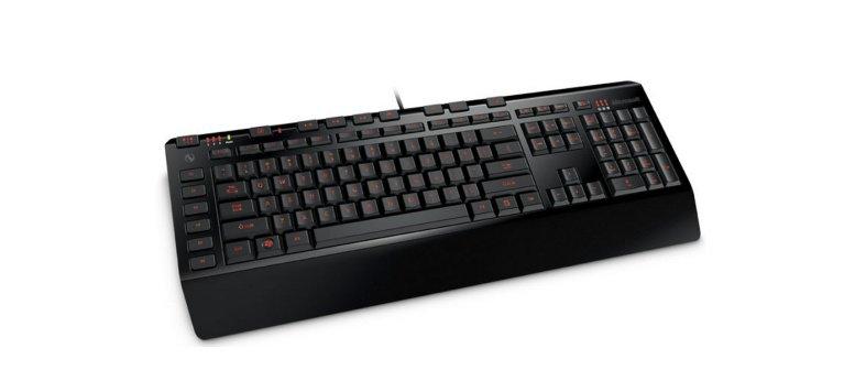Microsoft SideWinder X4 Gaming Keyboard für 29,95 Euro bei MeinPaket