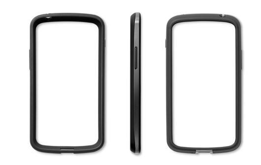 Original Nexus 4 Bumper wieder im Play Store erhältlich