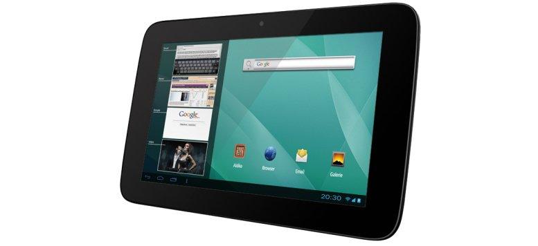 Odys Genio Tablet für 124,99 statt 139,99 Euro auf MeinPaket