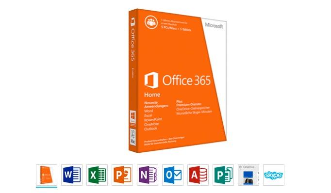 microsoft office 365 home. jahresgebhr siehe unten wer den vollen funktionsumfang nutzen will und kann fr bietet microsoft office 365 home premium einen guten dienst h