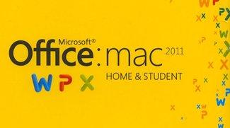 Office für Mac 2011: Microsoft veröffentlicht Update