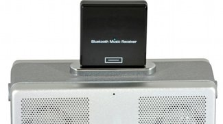 Perimac Bluetooth Dock Adapter im Test: Drahtlose Rettung alter Sound-Docks
