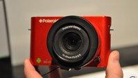 CES 2013: Polaroid iM1836 im Hands-On - Das war wohl (noch) nichts