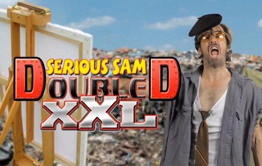 Serious Sam Double D XXL: Verrückte Koop-Action ab Februar auf XBL