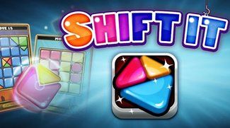Shift it - Schiebe-Puzzle App mit hohem Suchtpotential