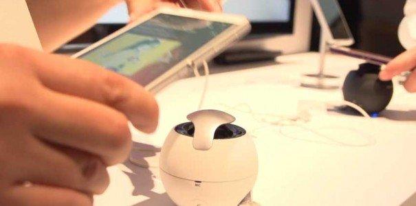 CES 2013: Sony stellt NFC-Lautsprecher vor