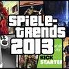 Spiele-Trends 2013: Da kommt was auf uns zu
