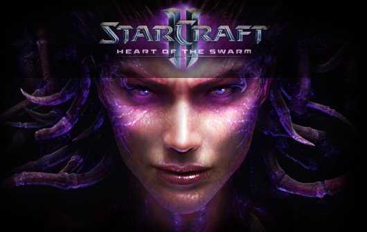 StarCraft2 Heart of the Swarm