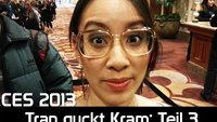 CES 2013: Tran guckt Kram #3 – iPotty, Fingernagelbildchen und SpinKix