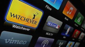 Apple TV mit deutschsprachigem Streaming-Angebot Watchever