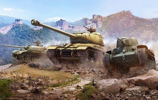 World of Tanks: Update 8.3 ist draußen