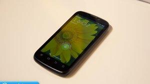 ZTE Grand X IN: Günstiger Androide mit Intel-CPU jetzt erhältlich