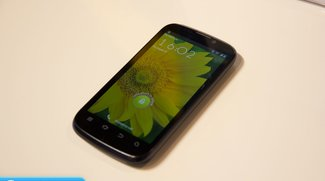 ZTE Grand X IN - Hands-On - IFA 2012