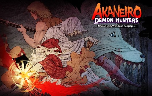 Akaneiro Demon Hunters: Offizieller Launch ist heute