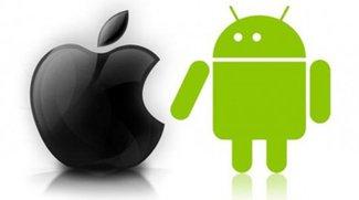 Gemeinsam stark: Apple und Android mit 92 Prozent Smartphone-Anteil