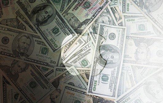 Apple spart durch Verschuldung insgesamt 9,2 Milliarden Dollar Steuern