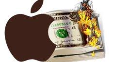 Apple-Aktie unter Druck: Wert fiel unter 500 Dollar