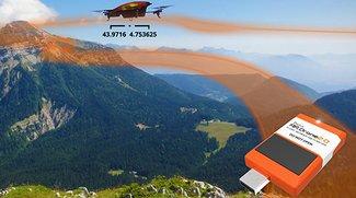 CES 2013: Neues von Parrot, bessere AR.Drone, Blumenalarm und mehr