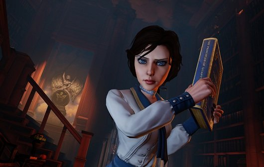 Bioshock Infinite: Video thematisiert Elizabeths KI