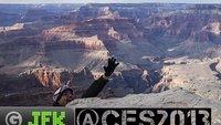 JFK: CES 2013 im Rückspiegel und Road Trip zum Grand Canyon