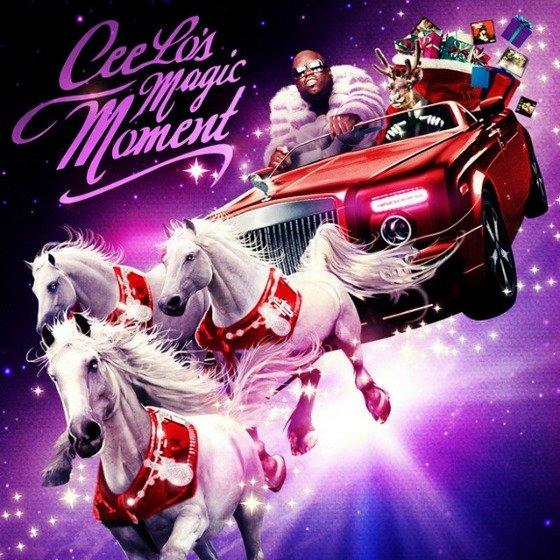 Cee Lo's Magic Moments