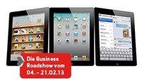 iPad im Unternehmenseinsatz: Neue Roadshow des CPN