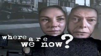 David Bowie: Where Are We Now? - Video zum ersten neuen Song seit 10 Jahren