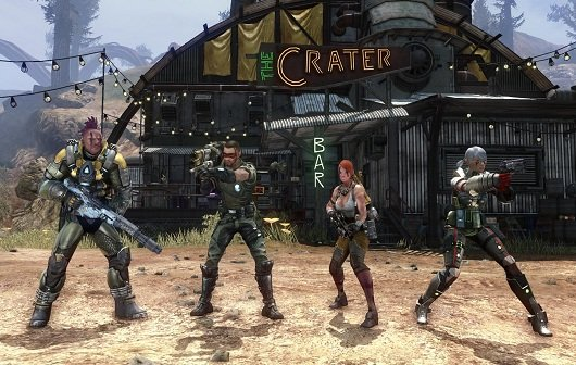 Defiance: Beta startet am 18. Januar