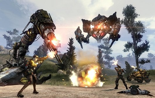 Defiance: Zweites Beta Event startet am 8. Februar
