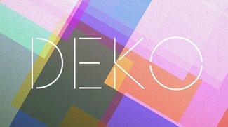 App of the Day: Deko - iPhone Wallpaper Generator