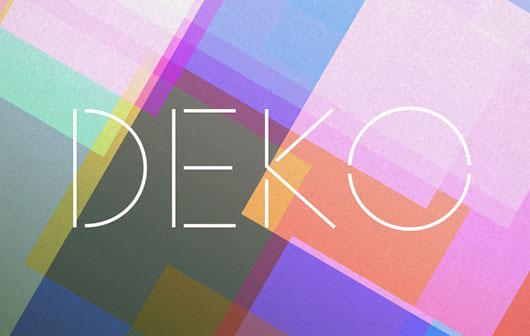 Deko App.App Of The Day Deko Iphone Wallpaper Generator