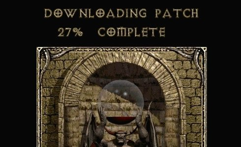 Diablo 2 Patch