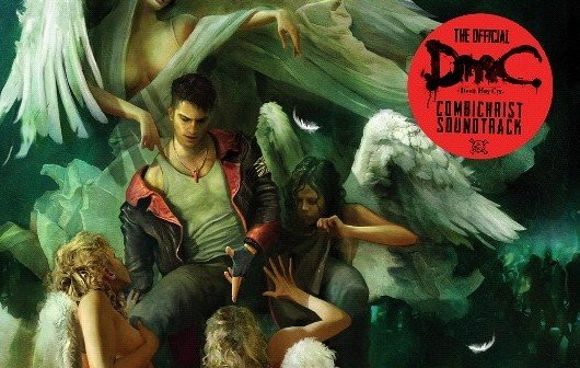 """DmC Devil May Cry: Soundtrack im Stream, Combichrist """"Feed The Fire"""" Video"""