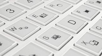 E-Ink-Tastatur: Design-Konzept vereint Apple Wireless Keyboard und Kindle